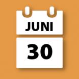 Symbol 30. Juni
